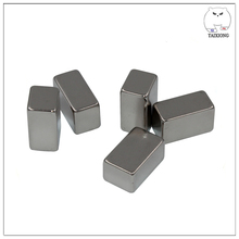Super Strong Industrial Permanent Block NdFeB Magnet