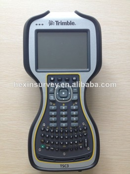 Trimble TSC3 Controller with Large Bright High Resolution Screen