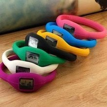 Silicone Sport Anion Watch 17cm Can MIX colors