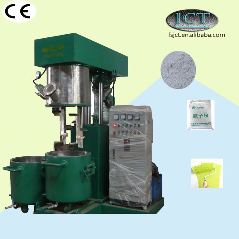 slime tyre sealant planetary mixer machine