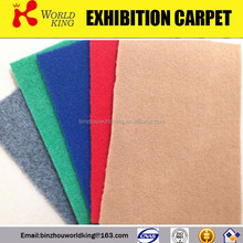 Comfortable plain surface velour patchwork carpet