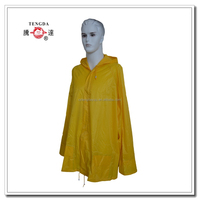 OEM low price pvc rain suit