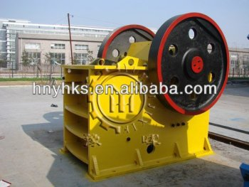 Fine jaw crusher machine