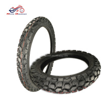 Wholesale Hot Sale Rubber Motorcycle Tyre and Tube 3.00-21 4.60-18 dirt bike tire
