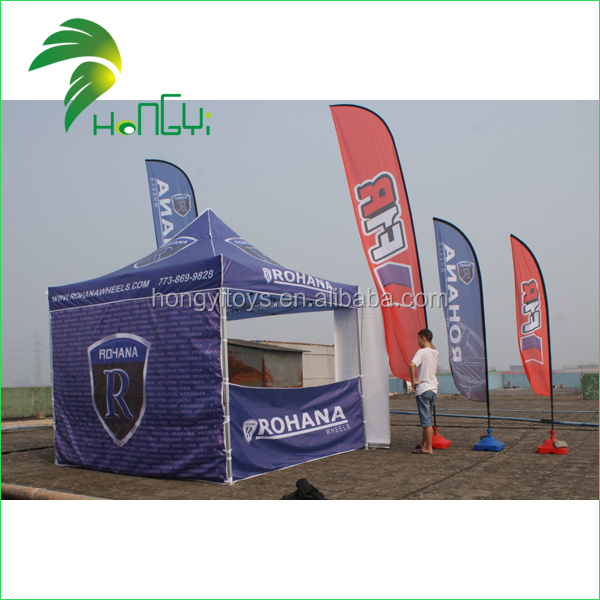 Durable OEM Widely Use Custom Advertising Folding Tent