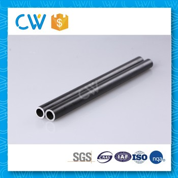 Precision carbon hydraulic black phosphate steel round pipe sizes