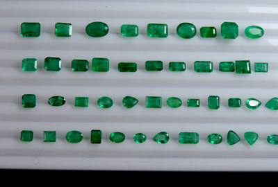 (IGC) Swat Loose emerald Gemstones