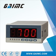 GTC702 Analog input Single channel temperature indicator