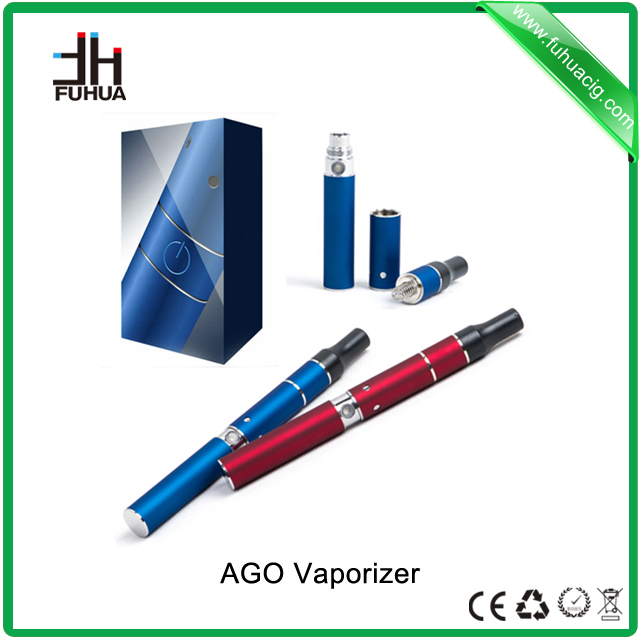 China Newest selling colorful and portable e cig ago atomizer