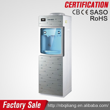 2016 Professional OEM 310x330x970mm Water Cooler Plastic Water Dispenser/ Water Dispenser With Refrigerator