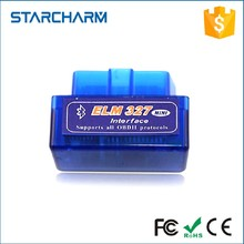 Bluetooth ELM327 V2.1 OBD2 / OBDII for Android fault Code Scanner vehicle Tool Car Auto Diagnostic scanner