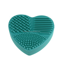 2017 hot sale personal care product silicone facial cleaning brush