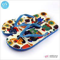 Chinese suppliers wholesale girls eva footwear fashion eva latest design slippers