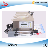 Digital Control Liquid Filling Machine GFK-160,Reasonable construction design