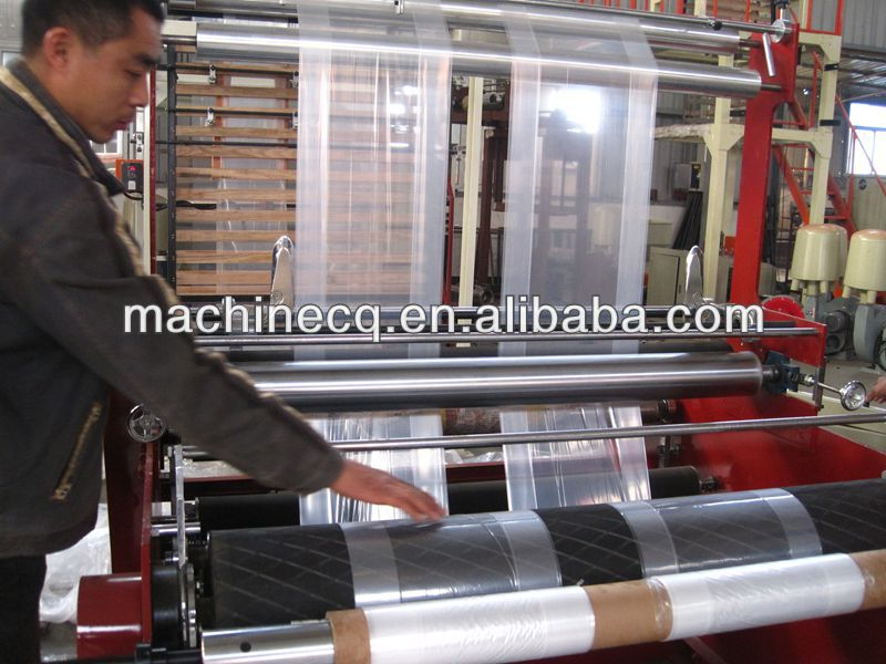 2014 Hot Sale Cheaper Price SJ-H45/65 Plastic Extruder Film Blowing Machine in China Ruian