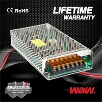 12v 8.3a 100w 110V/220V ac/dc Switching Power Supply CCTV power supply with CE ROHS approved