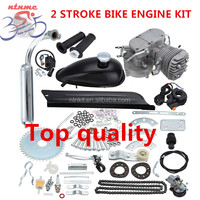 80cc motorized bicycle engine kit , Powered scooter gas petrol motor 2 stroke 80cc