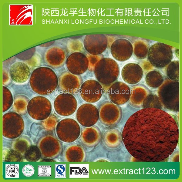 Manufacturer Supply Astaxanthin Cosmetics