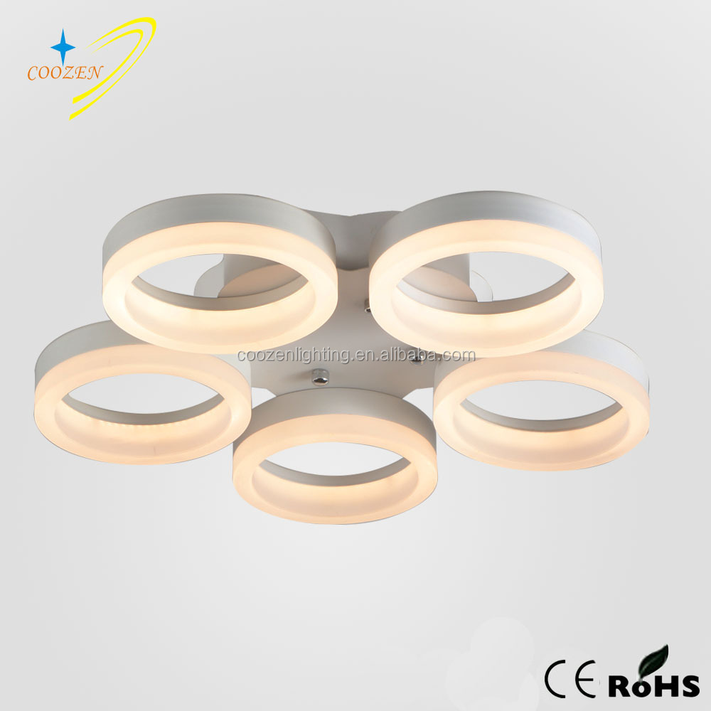 GZ30027-5C Ceiling surface mounted home decorative ceiling led light