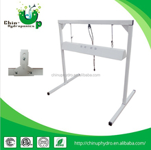 T5 tube light stand/ LED grow light for seed growing/ grow light with switch