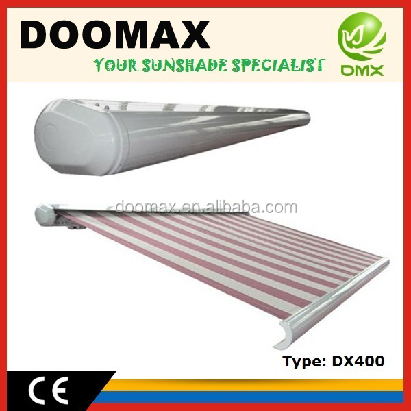 #DX400 Terrace Motorized Canopy Awnings