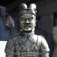 earthenware terra cotta warriors statues model