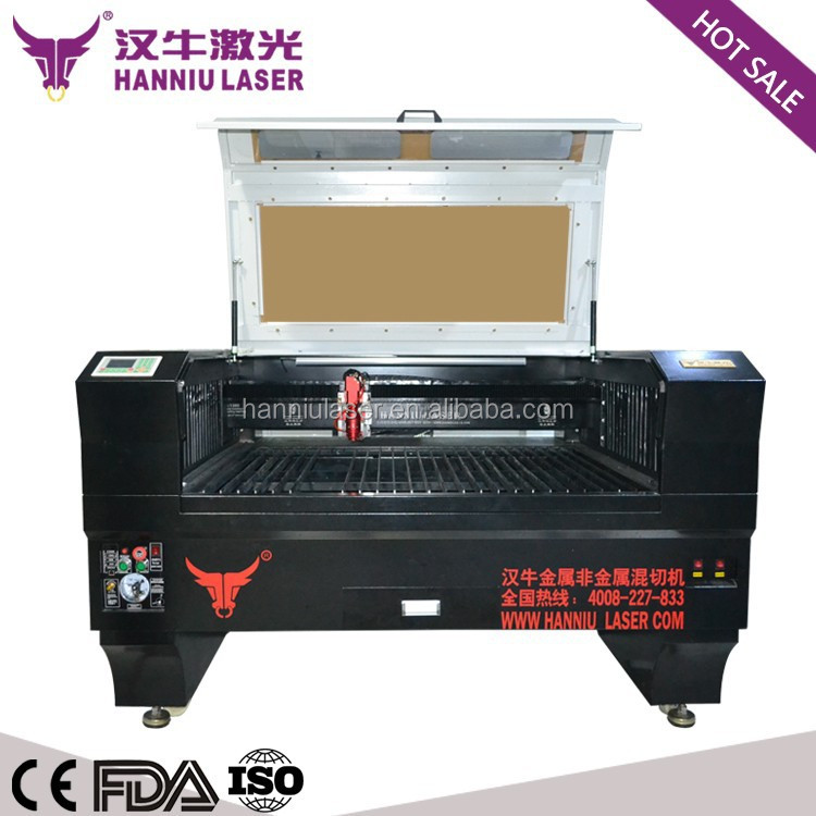 HQ1390 New style co2 150W portable <strong>laser</strong> cutting for metal cutting