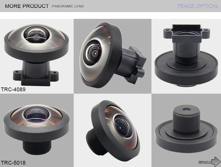 Дистрибьюторы хотел 1.22 мм FOV 235 рыбий глаз для 360 градусов ip-камеры Fisheye панорамная камера