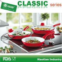 Popular As seen on TV 5pcs non stick cookware set