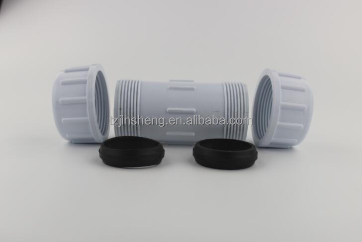 High Quality China Manufacture PVC Pipe And Fitting,Quick Comperession Coupling Fitting/Hose Connectors