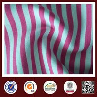 Feimei cotton fabric striped stripe knit fabric new style