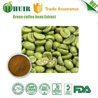 health food Green Coffee Bean Extract/New product free sample 100% natural Total Chlorogenic Acid 50% Green Coffee Bean Extract