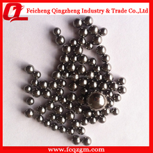 Factory bulk solid carbon steel ball chrome bearing steel ball for sale