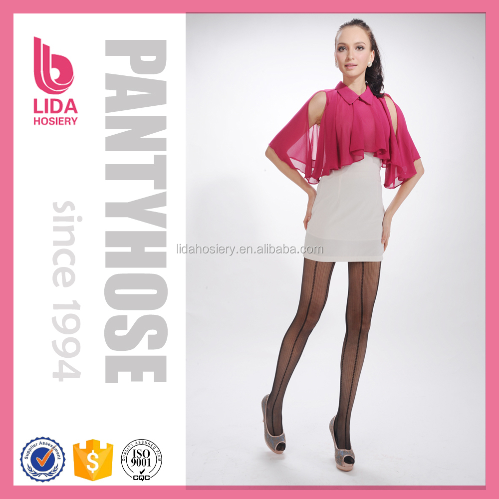 Exquisite craft smooth feeling beautiful girl pantyhose