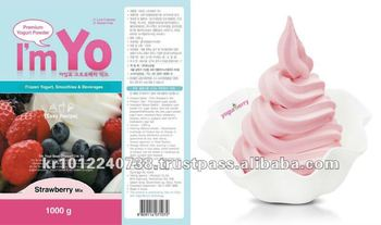 Frozen Yogurt Powder by YogurBerry