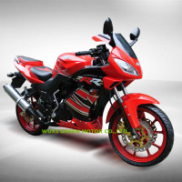 racing bike 250CC loncin engine eec motorcycle
