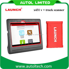 X431 pro3 launch hd box launch x431 v+ heavy duty truck diagnostic tool software free update online