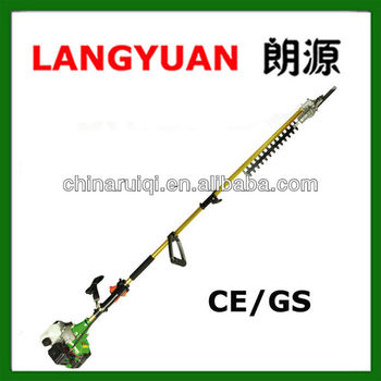 25.4cc/32.5cc/42.7cc Long Pole extension hedge trimmer