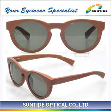 High-end Wood Frame Glasses (SGW3318)
