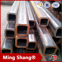 MS Mild Steel Hollow Section MS Square Hollow Pipe