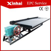 mineral separator equipment,vibration shaker table