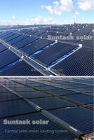 Suntask hotel solar commercial project