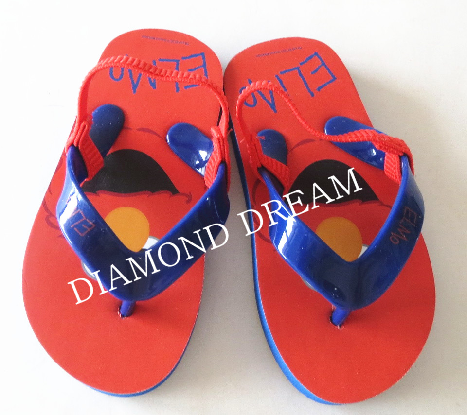 Kids Cheap wholesale Cute Rubber Flip Flops
