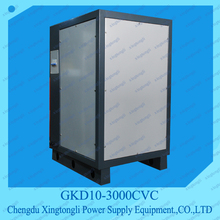 2400W Output Power Electroplating plant rectifier