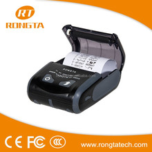 Mobile Wireless POS Printer Bluetooth Thermal Receipt 58mm Printer