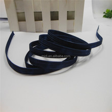 Skinny Elastic Baby Colored Thin Elastic Hair Band Material