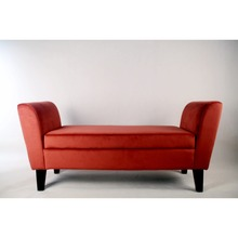 Ottoman,Indoor Long Storage sofa bench chair