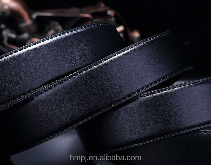 Casual mens pu leather belt straps for hot wholesale