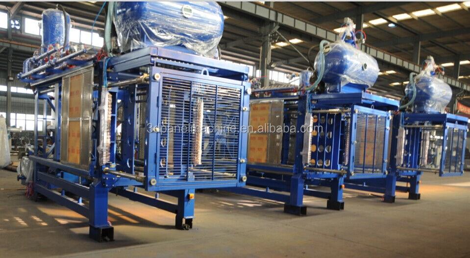 Icf Building Block Systems Production Line View Icf Block