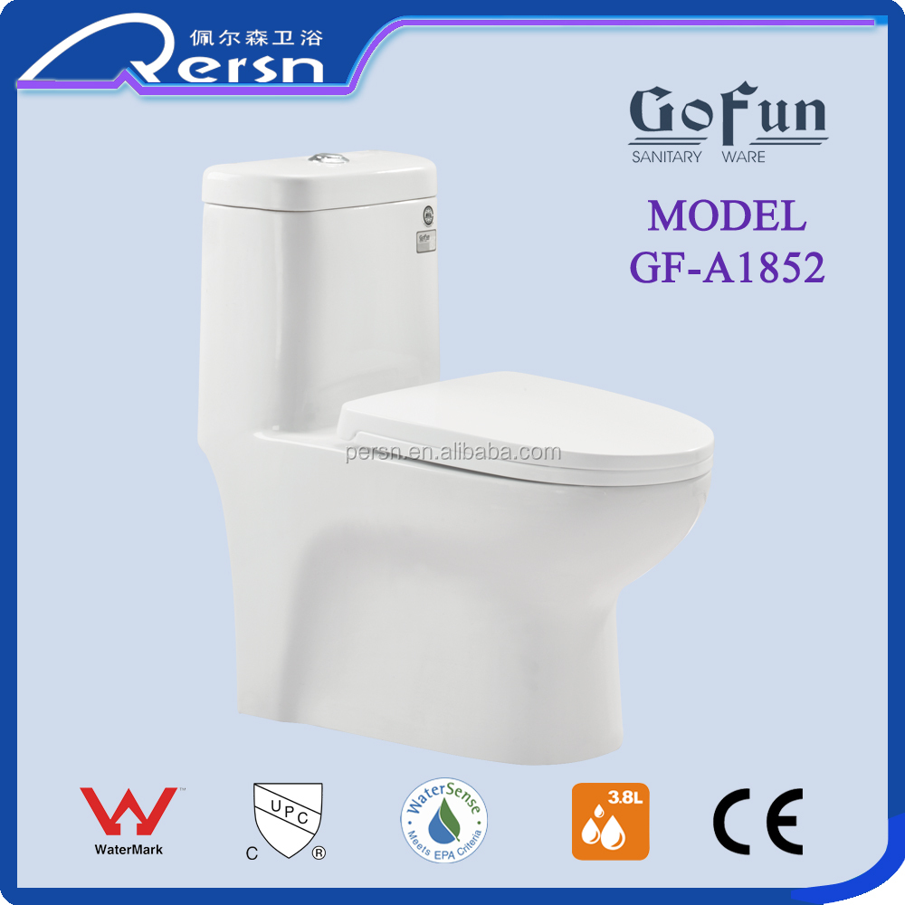 Value good quality european style toilet bathroom designs toilet pots